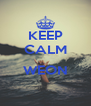 KEEP CALM  WEON  - Personalised Poster A4 size