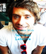 Keep Calm With Sébastien Lefebvre - Personalised Poster A4 size