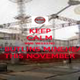 KEEP CALM WWE WEEKEND AT BUTLINS MINEHEAD THIS NOVEMBER - Personalised Poster A4 size