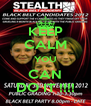 KEEP CALM YOU CAN DO IT !!!! - Personalised Poster A4 size