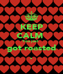 KEEP CALM  You just  got roasted . - Personalised Poster A4 size
