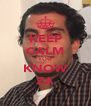 KEEP CALM YOU KNOW ZA - Personalised Poster A4 size