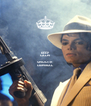 KEEP CALM YOU'VE BEEN HIT BY A SMOOTH CRIMINAL - Personalised Poster A4 size