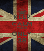 KEEP CALM YOUR ONLY 38 - Personalised Poster A4 size