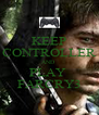 KEEP CONTROLLER AND  PLAY  FARCRY3 - Personalised Poster A4 size