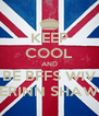 KEEP COOL AND BE BFFS WIV ERINN SHAW - Personalised Poster A4 size