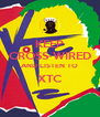 KEEP CROSS-WIRED AND LISTEN TO XTC  - Personalised Poster A4 size