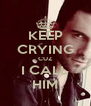 KEEP CRYING CUZ I CALL HIM - Personalised Poster A4 size