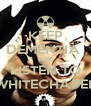 KEEP DEMENTIA  AND LISTEN TO WHITECHAPEL - Personalised Poster A4 size