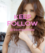KEEP FOLLOW @SeohyunMate   - Personalised Poster A4 size