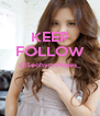 KEEP FOLLOW @SeohyunMates_   - Personalised Poster A4 size