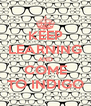 KEEP LEARNING AND COME TO INDIGO - Personalised Poster A4 size