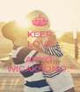 KEEP LOVE YOU ARYO WICAKSONO:* - Personalised Poster A4 size