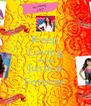Keep Loving Victoria Justice Forever - Personalised Poster A4 size