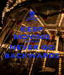 KEEP MOVING FOWARD NEVER GO BACKWARDS - Personalised Poster A4 size