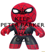 KEEP PETER PARKER AND AHAY ÖZIL - Personalised Poster A4 size