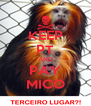 KEEP PT AND PAY MICO - Personalised Poster A4 size