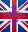 KEEP SEE  BULLING STOP IT - Personalised Poster A4 size