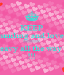 KEEP smiling and love !!!!!!!!!!!! eavy all the way  !!! - Personalised Poster A4 size