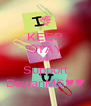 KEEP STAY AND Support DewanMS♥♥ - Personalised Poster A4 size