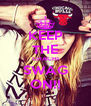 KEEP THE CHACHI SWAG ON!! - Personalised Poster A4 size