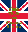 KEEP TRUE AND Respect Samira - Personalised Poster A4 size