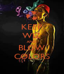 KEEP WIZ AND BLOW COLORS - Personalised Poster A4 size
