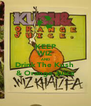 KEEP WIZ AND Drink The Kush  & Orange Juice - Personalised Poster A4 size