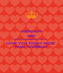 KEEPCALM AND HAPPY ANNIVERSARY TO US  LOVE YOU TODAY MORE  THAN YESTERDAY - Personalised Poster A4 size