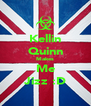 Kellin Quinn Makes Me Jizz :D - Personalised Poster A4 size
