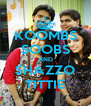 KOOMBS SOOBS AND SHAZZO TITTIE - Personalised Poster A4 size