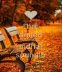 l'haj amjed akila toufa nidhal souhaib - Personalised Poster A4 size