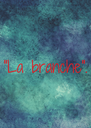 """La branche"". - Personalised Poster A4 size"