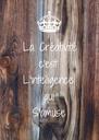 La Créativité c'est L'intelligence qui S'amuse - Personalised Poster A4 size