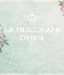 LA MULȚI ANI Denisa !!!!!     - Personalised Poster A4 size