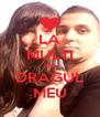 LA MULTI ANI DRAGUL MEU - Personalised Poster A4 size