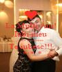 La Multi Ani! Iubi meu nom nom nom Te iubesc!!! :*:*:* - Personalised Poster A4 size