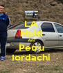 LA Multi Ani Petru Iordachi - Personalised Poster A4 size