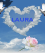 LAURA     - Personalised Poster A4 size