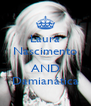 Laura Nascimento  AND Damianática - Personalised Poster A4 size