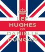 LEE HUGHES LVS DANIELLE DUNCAN - Personalised Poster A4 size