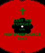 LEST WE FORGET ON  REMEMBERANCE DAY - Personalised Poster A4 size