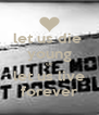 let us die  young or let us live forever - Personalised Poster A4 size