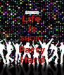 Life Is SHORT Party Hard - Personalised Poster A4 size