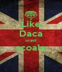 Like Daca urasti scoala  - Personalised Poster A4 size