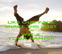 LIKE OUR PAGE SHARE THIS POST AND WIN A YOGA HAMPER - Personalised Poster A4 size