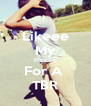 Likeee My Picture For A  TBR - Personalised Poster A4 size