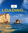 LOADING...     - Personalised Poster A4 size