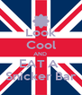 Look Cool AND  EAT A  Snicker Bar - Personalised Poster A4 size