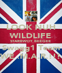 LOOK NUH WILDLIFE STARBWOY BEEGEE Swagg1 Team WE .M.A.R.!!! - Personalised Poster A4 size